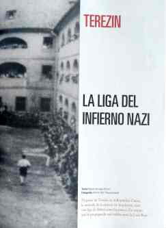 libero nazis Terezin_1